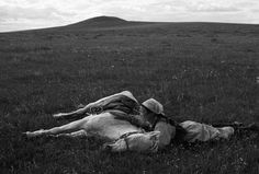 That Kind Of Woman #mongolia #horse #arnold #militia #training #the #eve #inner #photography #for #1979