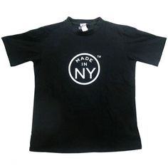 Mens Made in NY T-Shirt #t #logo #shirt