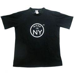 Mens Made in NY T-Shirt
