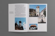 Otl Aicher's Isny – modernism in a medieval town – UNSORTED