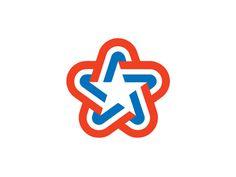 Identity, logo, USA