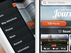 User interface inspiration #app #mobile #ui