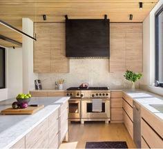 kitchen, Vermont / Elizabeth Herrmann Architecture + Design