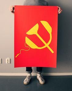 PROPPAGANDA : feldeus #propaganda #cccp #poster