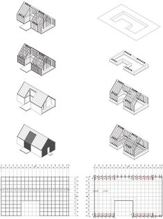 Advanced Architecture Lab #architecture #drawing