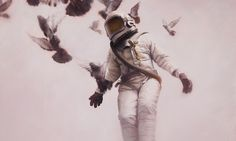 Jeremy Geddes #illustration #painting