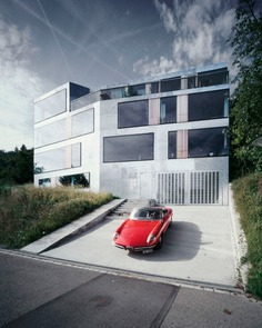 AFGH: House For Architects And Artists | Sgustok Design