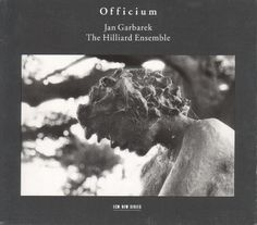 Images for Jan Garbarek & Hilliard Ensemble, The - Officium #album #garamond #cover #ecm #records #grey