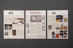 Buamai - Buamai Curation #print #design #newspaper #editorial