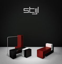 Decor Stijl Modular Display Furniture Furniture