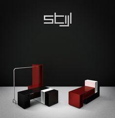 Decor Stijl Modular Display Furniture Furniture