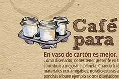 Manifiesto cafxc3xa9 / Manifesto: Design-Coffee #manifesto #caf #cartel #ilustracin #illustration #poster #coffee #manifiesto