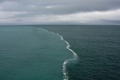 Merging Oceans - (195,000+ Views) | Flickr - Photo Sharing! #photo #water #mix #merge