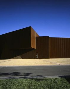 Architecture Photography: Flashback: Australian Centre for Contemporary Art (ACCA) / Wood/Marsh - Australian Centre for Contemporary Art (ACCA) / Wood #architecture