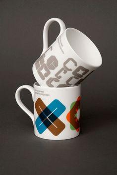 Spin — Wim Crouwel retail #total #print #design #graphic #spin #mug #minimal #typography