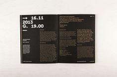 XXXII Festival Ars Cameralis brochure - Marta Gawin