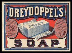 Chromoxylography | Sheaff : ephemera #dreydoppels #card #trade #soap #chromoxylography #woodblock