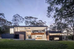 Brass House by Anthrosite Architects