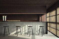 Austere Interior of a 'Rice Club' [Valencia]   Trendland