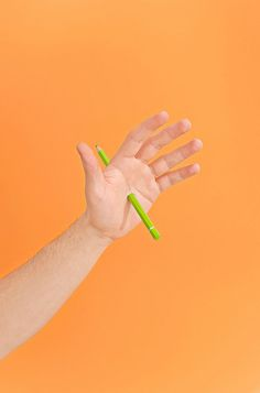 Linus Lohoff #orange #lime