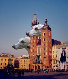 Sleeping Diana in Krakow by Maria Umiewska