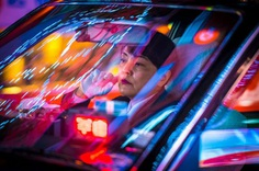 Who's Driving Tokyo? - Portraits of Taxi Drivers and Passengers by Oleg Tolstoy