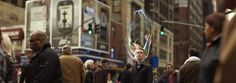 Romain Laurent - Photographer #bubble #nyc #surreal #photography