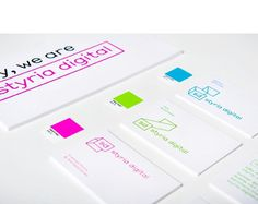 hey, we are styria digtial by moodley brand identity #identity