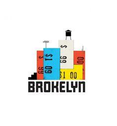 brokelyn1.jpg (JPEG Image, 650×700 pixels) #illustration