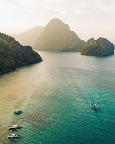 Stunning Travel Drone Photography by Colby Moore