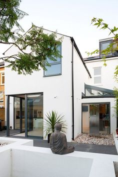 Complete Refurbishment and Extension of a Dilapidated Semi-Detached House in South London 10