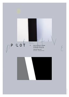 Poster / Cl: PLOT / AD+D: カイシトモヤ (room-composite) / Ph: 本多大介 Tokyo ADC 2012 入選。 Graphic Design in Japan 2012 入遠#design #graphic #tokyo #poster #room-composite #adc #japan #plot