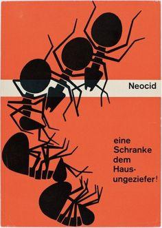 aesthetic interlude.: Geigy / Swiss Graphic Design