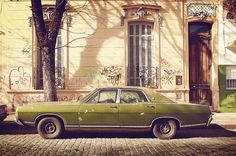 Vintage Cars Series – Fubiz™ #photo