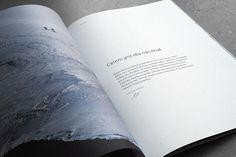 Pulva brand identity minimal by minima midnsparkle mag designblog branding poland landscape blue mountains deluxe luxury print book magazine