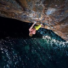Incredible Climbing Photography by Jan Vincent Kleine