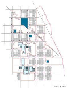 Diagrammatic arrangements of the city