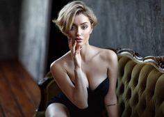 Gorgeous Female Portraits by Alexey Kazantsev