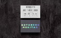 Business Card by Anagrama