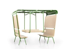Functional Childrens Modular Entertainment Corner for Public Space Furniture, Ottawa Design by Emiliana Design