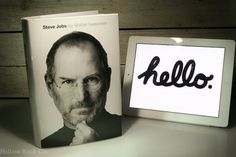 Hollow Book Safe Steve Jobs by HollowBookCo on Etsy #steve #apple #ipad #jobs #book #hollow #hello