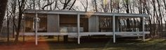 Pablo Saracho #van #design #der #rohe #architecture #mies