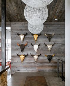 Rustic Luxury Mountain House - #decor, #interior, #homedecor, home decor, interior design