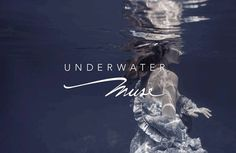 Underwater Muse on Behance #design #brand #photography #logo #muse #underwater