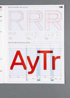 Norm | September Industry #specimen #typeface #norm