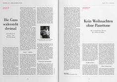Meiré und Meiré: NZZ Fokus 01/2012 #print #design #graphic #editorial #magazine #typography