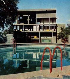 Architecture | Tumblr #shodhan #corbusier #architecture #le #villa