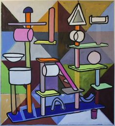 Jonathan Kelly, painting