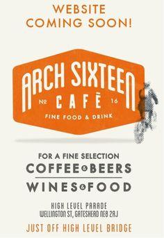 ARCH SIXTEEN #logo