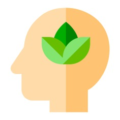 See more icon inspiration related to brain, wellness, process, mindfulness, healthcare and medical, psychology, meditation, user, lotus, head, flower and nature on Flaticon.
